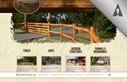 Moeller Ranch Website Design